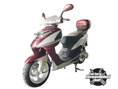 SCO011-F 150cc Scooter