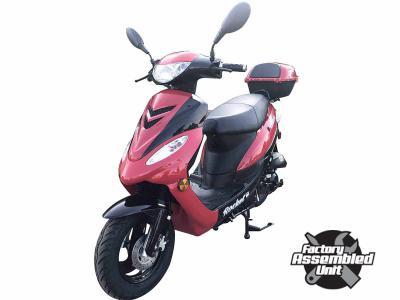 SCO045-F 50cc Scooter