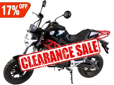 STB024C 125cc Motorcycle