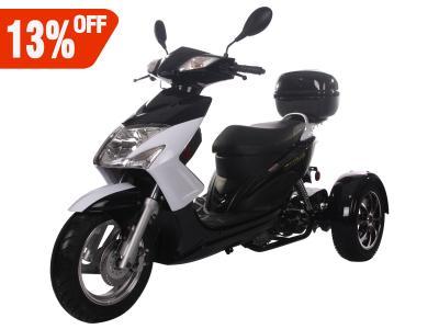 TRI016C 50cc Trike