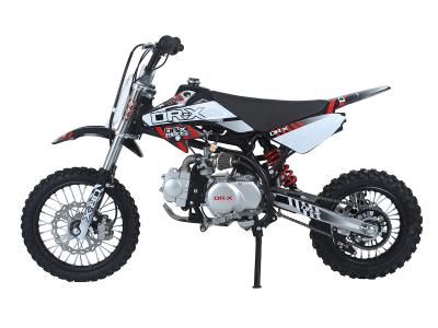DIR083 125cc Dirt Bike - Green