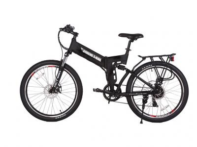 EBI015 300W Electric Bicycle - Blue