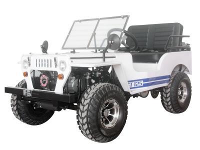 JEEP001 125cc Jeep