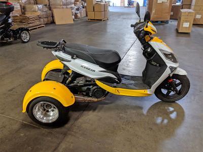 TRI020C 150cc Trike