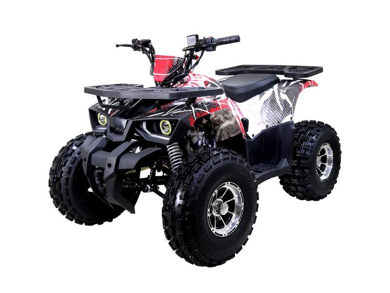 Taotao_Raptor_125cc_Kids_ATV_Four_Wheeler_Free_Gifts