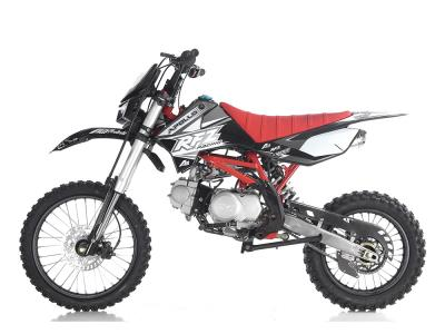 DIR091 125cc Dirt Bike - Orange