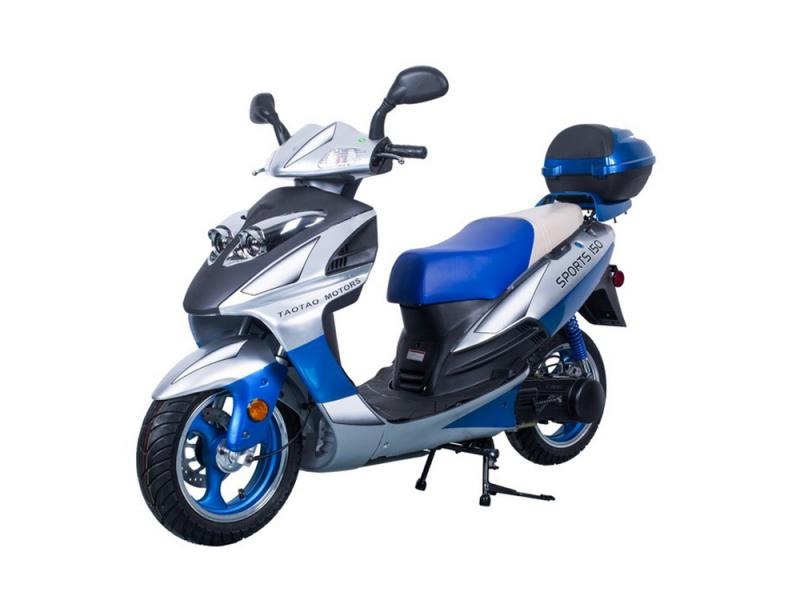Taotao_Galaxy_150cc_Scooter
