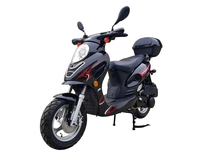 Icebear_Aldo_150cc_Scooter_Moped_Free_Shipping_&_Gifts_Available