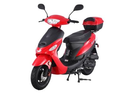 SCO120 50cc Scooter - Red