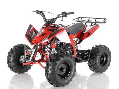 ATV136 125cc ATV - Orange