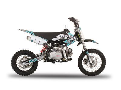 DIR094 125cc Dirt Bike - Black