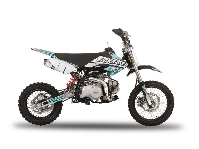 SYXMOTO_Roost_Fully_Auto_125cc_Dirt_Bike_Pit_Bike_CA_Legal_Free_Gifts