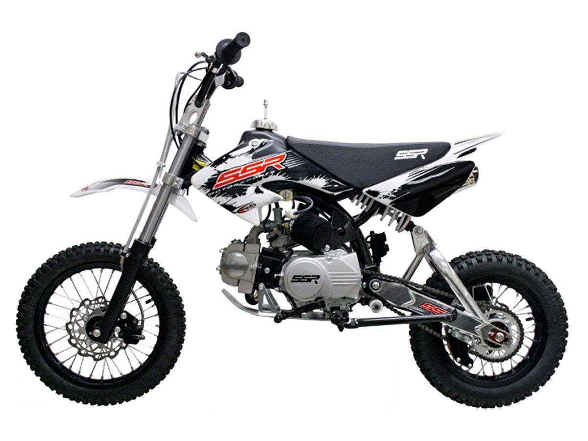Dir008 125cc dirt bike for Mega motor madness reviews