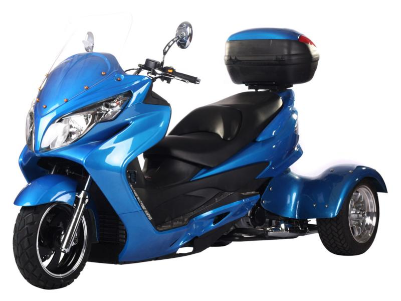 Cheap trike motorcycles for sale new trike scooter 3 wheel for Motor scooter 3 wheels