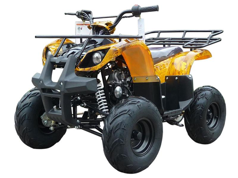 yellow 125cc atvs sale at yellow 125cc atvs shop online. Black Bedroom Furniture Sets. Home Design Ideas