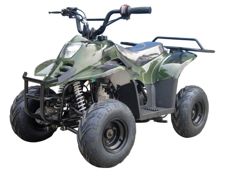Camo atvs sale at camo atvs shop online for Yamaha 110 atv for sale
